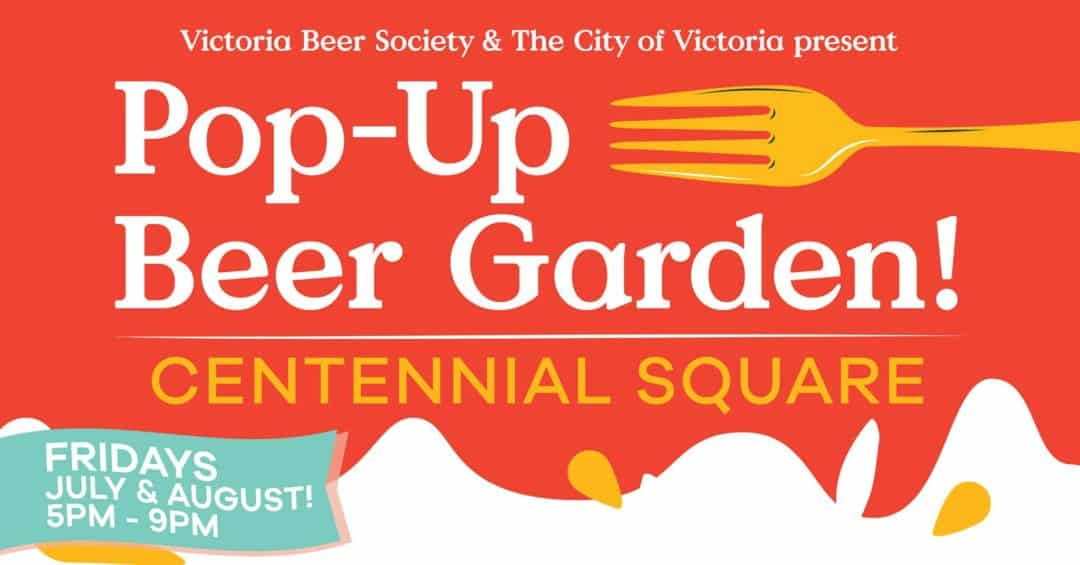 Pop-up Beer Garden, Centennial Square