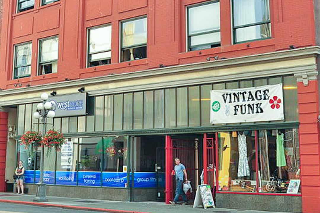 Vintage Funk Emporium Thrift Store