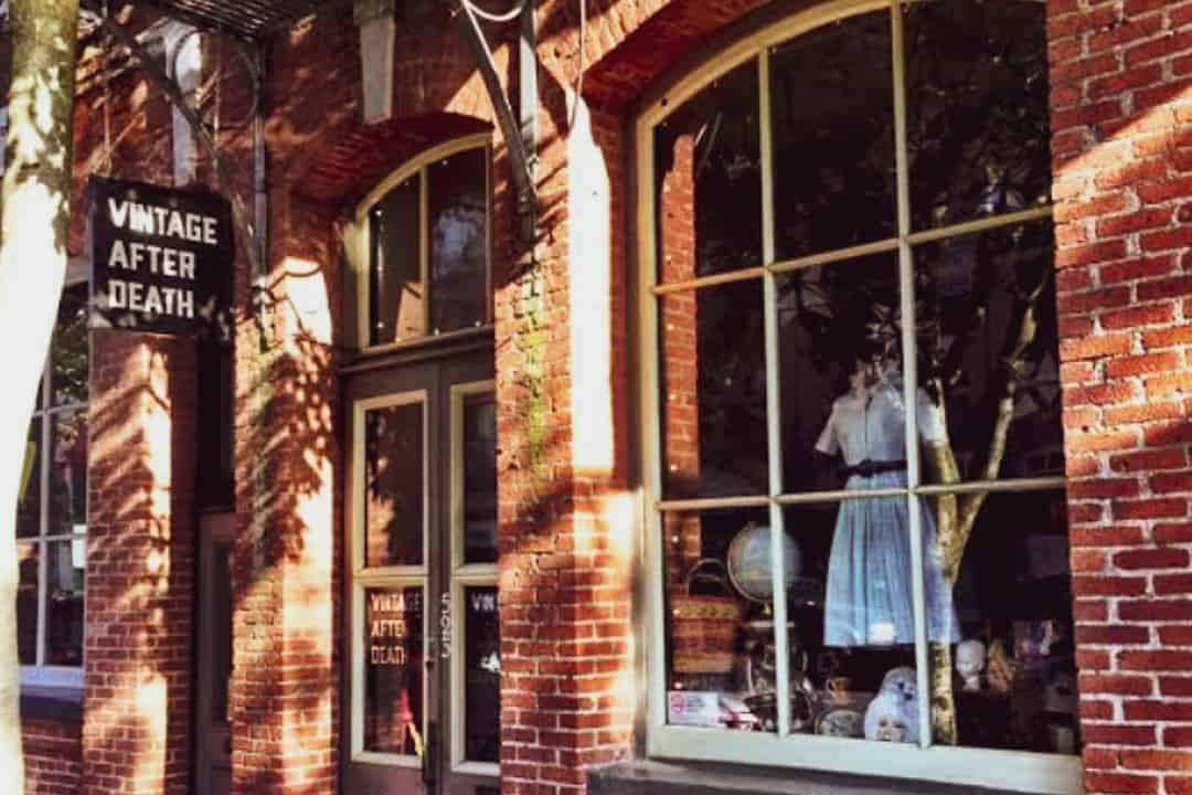 Vintage After Death Thrift Store