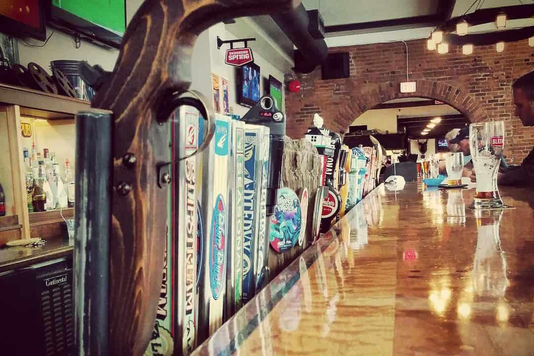Garrick's Head Pub, Victoria BC