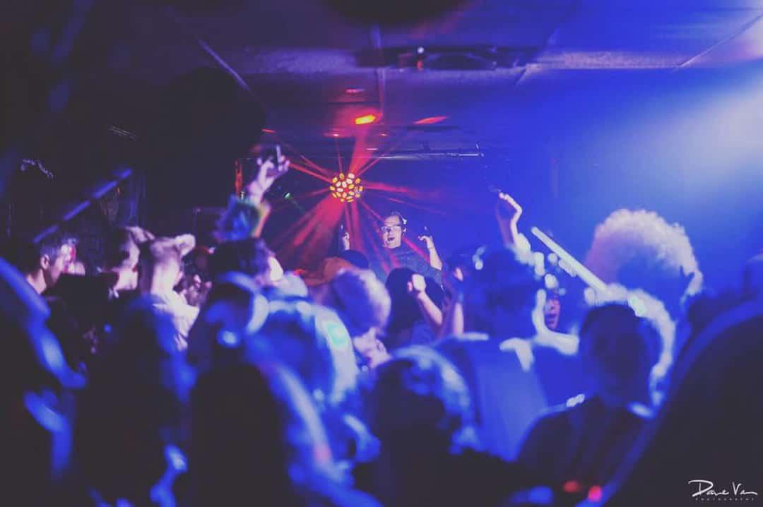 Paparazzi Nightclub, Victoria BC