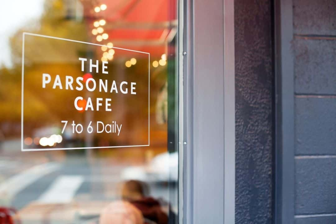 Fernwood Coffee & The Parsonage
